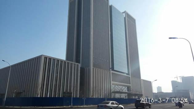 天津中国石油大厦